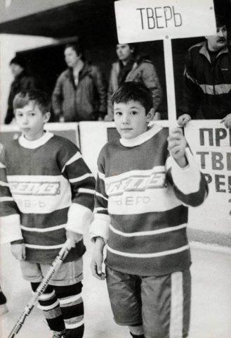 Илья Ковальчук в детстве