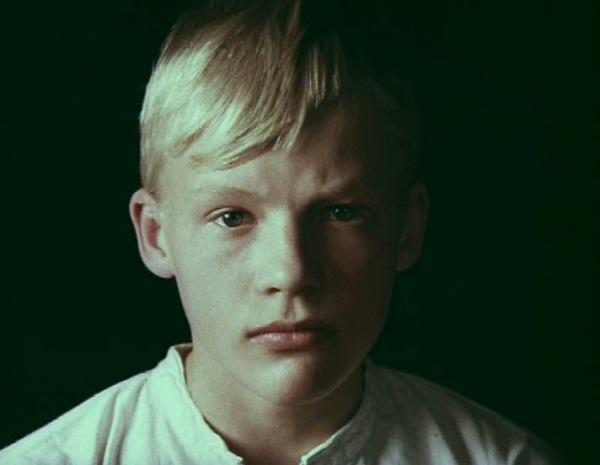 Алексей Серебряков в детстве фото