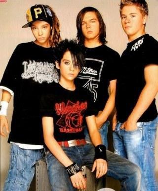 «Tokio Hotel» 2004 год фото