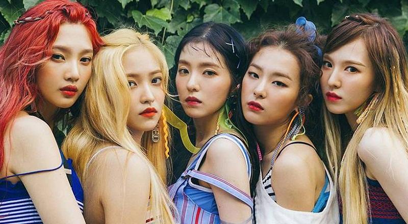 Red Velvet: биография участниц группы