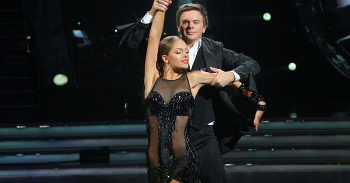 Дмитрий Комаров и Александра Кучеренко фото