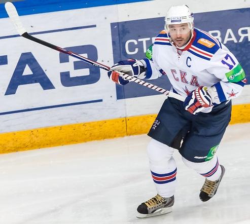 Илья Ковальчук 2010 Петербургский СКА