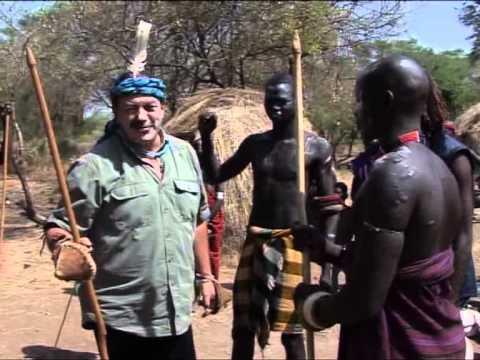 Михаил Кожухов в Эфиопии