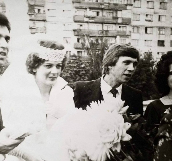 Родители Дмитрия Комарова.
