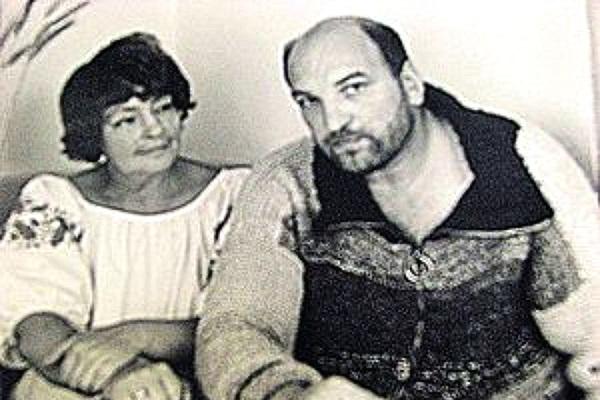 Родители Михаила Кожухова фото