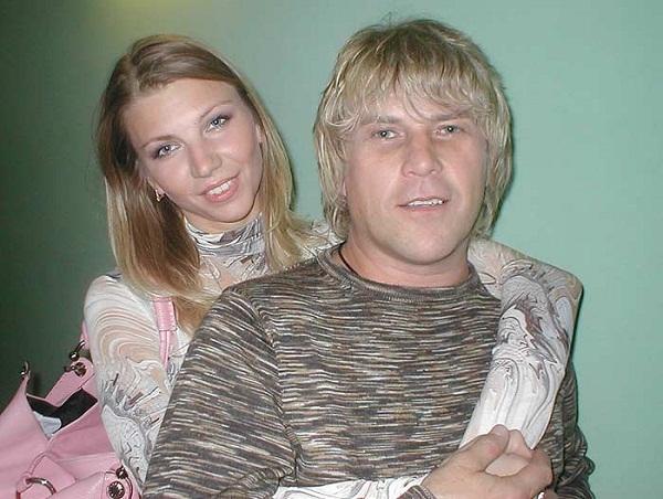 Алексей Глызин с женой фото