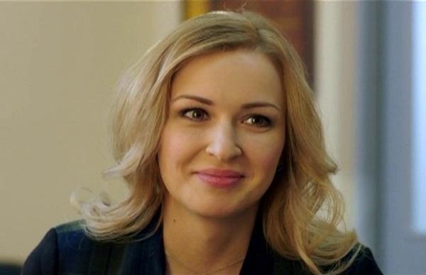 Актриса Анна Тараторкина фото