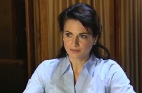 Актриса Ксения Лаврова-Глинка фото