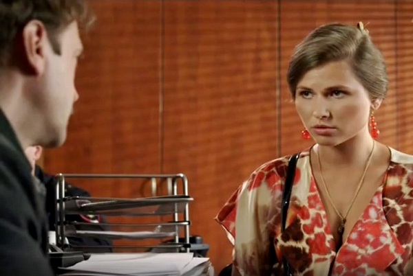Актриса Юлия Топольницкая