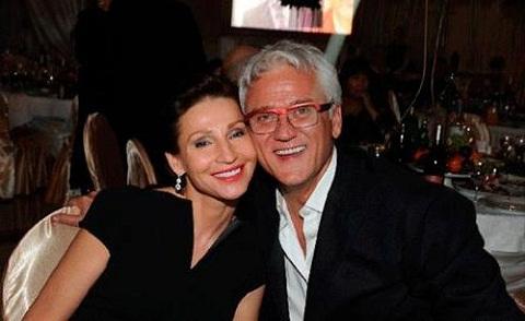 Александр Маршал с женой фото