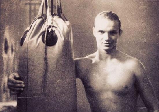 Владимир Епифанцев в молодости фото