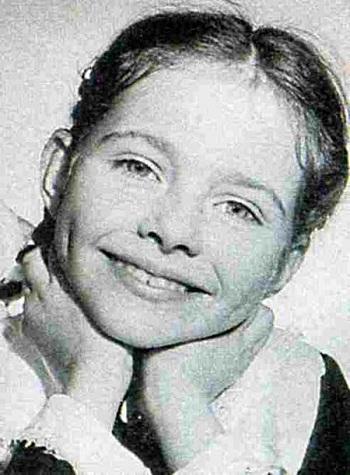 Екатерина Гусева в детские годы