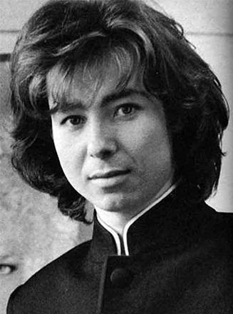 Сергей Зверев в молодые годы