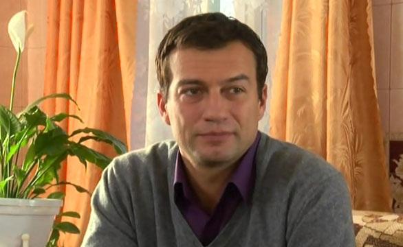 Актер Андрей Чернышов фото