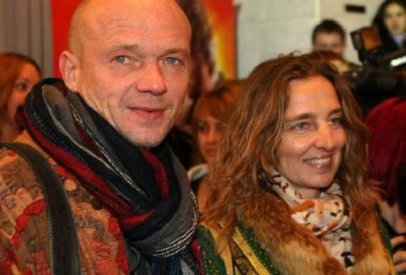 Андрей Смоляков с женой фото