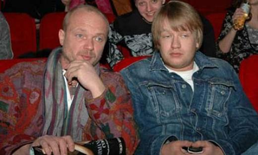 Андрей Смоляков с сыном фото