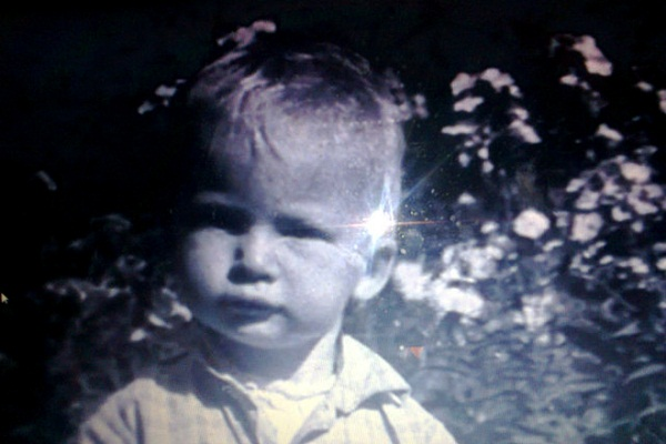 Валдис Пельш в детстве