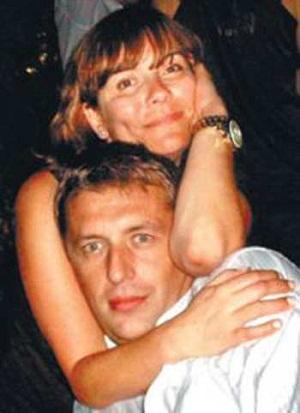 Екатерина Семенова с бывшим мужем Леонидом фото