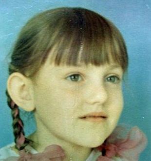 Инга Оболдина в детстве фото