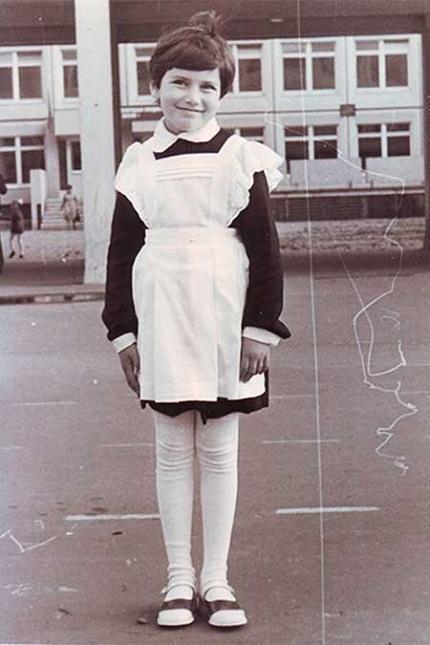 Светлана Зейналова в детстве фото