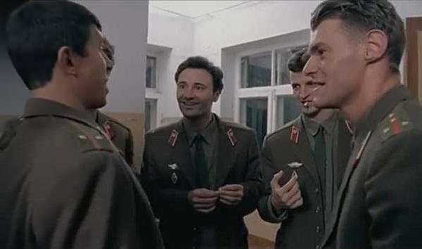 """Актер Дмитрий Ульянов фильм """"Граница. Таежный роман"""""""