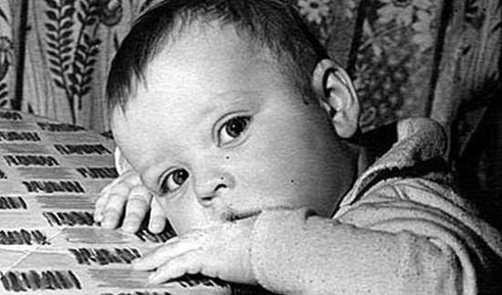 Александр Домогаров в детстве фото