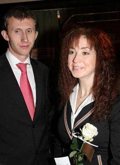 Анна Большова с мужем фото