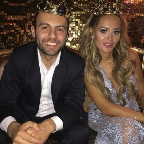 Анна Калашникова с Григорием Аветовым фото