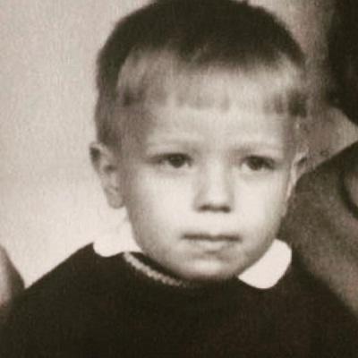 Владимир Пресняков (младший) в детстве фото