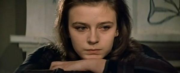 Елена Сафонова в юности фото