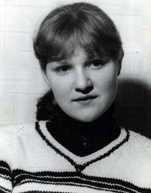 Маргарита Суханкина в юности