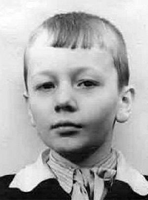 Михаил Задорнов в детстве фото