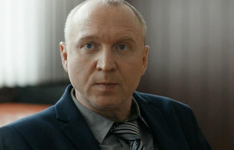 Актер Олег Алмазов фото