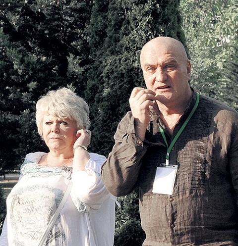 Александр Балуев и Ольга Матвейчук фото