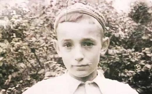 Валентин Гафт в детстве фото