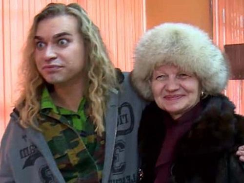 Гоген Солнцев с женой фото