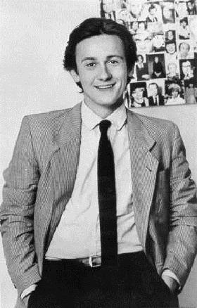 Олег Меньшиков в молодости фото