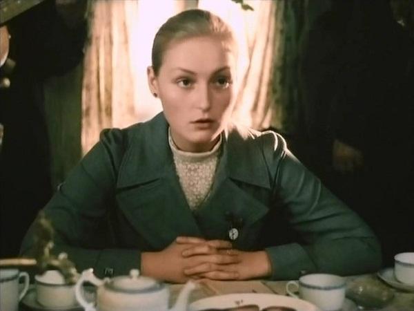 Ольга Шукшина в молодости фото