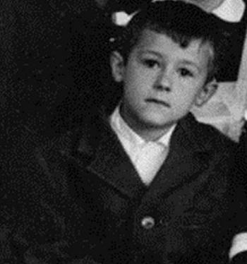 олег меньшиков в детстве фото