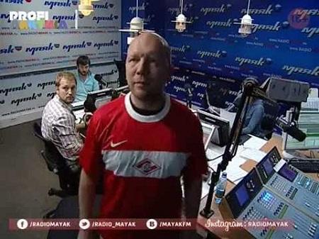 Анатолий Кузичев маяк