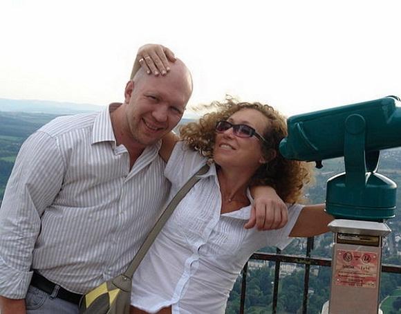 Анатолий Кузичев с женой фото