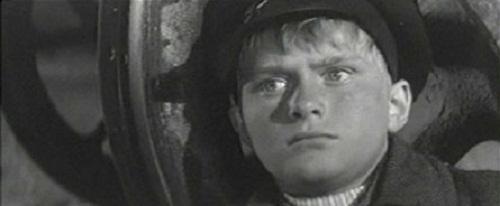 Борис Щербаков в детстве
