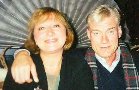 Борис Щербаков с женой Татьяной Бронзовой фото