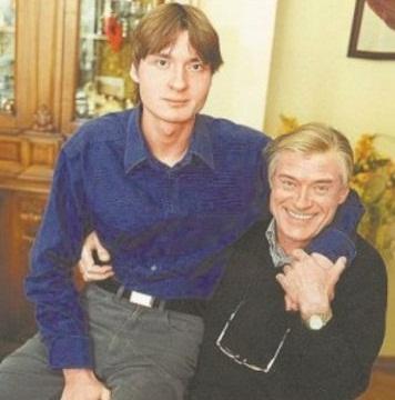 Борис Щербаков с сыном фото