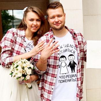 Брат Сергая Жукова - Михаил со своей супругой фото