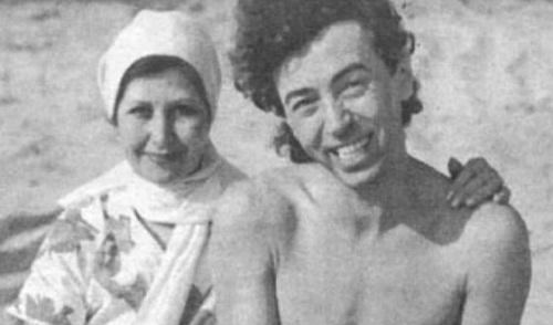 Леонтьев со своей сестрой фото