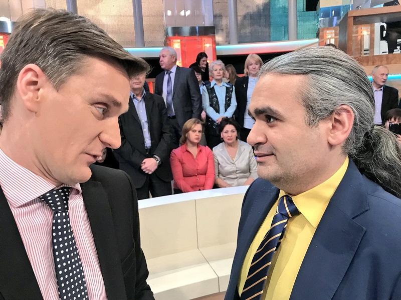 Геворг Мирзаян и Якуб Корейба фото
