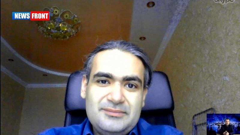 Геворг Мирзаян у себя дома