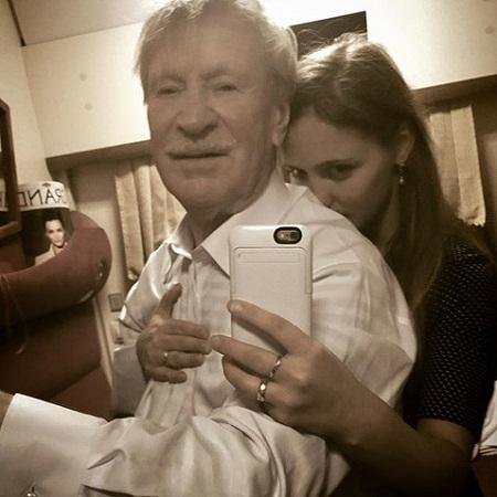 Иван Краско и его жена Наталья Шевель фото