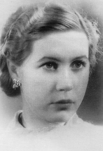 Инна Макарова в юности фото